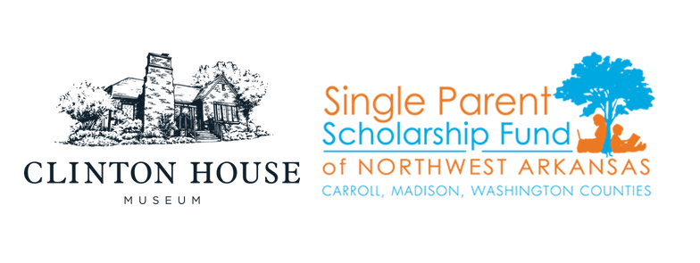 Clinton House Museum partners with Single Parent Scholarship Fund of NWA