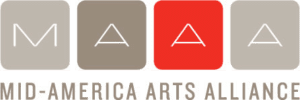 logo for Mid America Arts Alliance