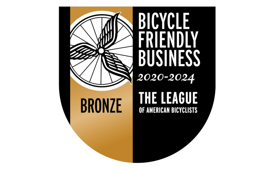 Clinton House Museum Earns Bicycle Friendly Business Recognition