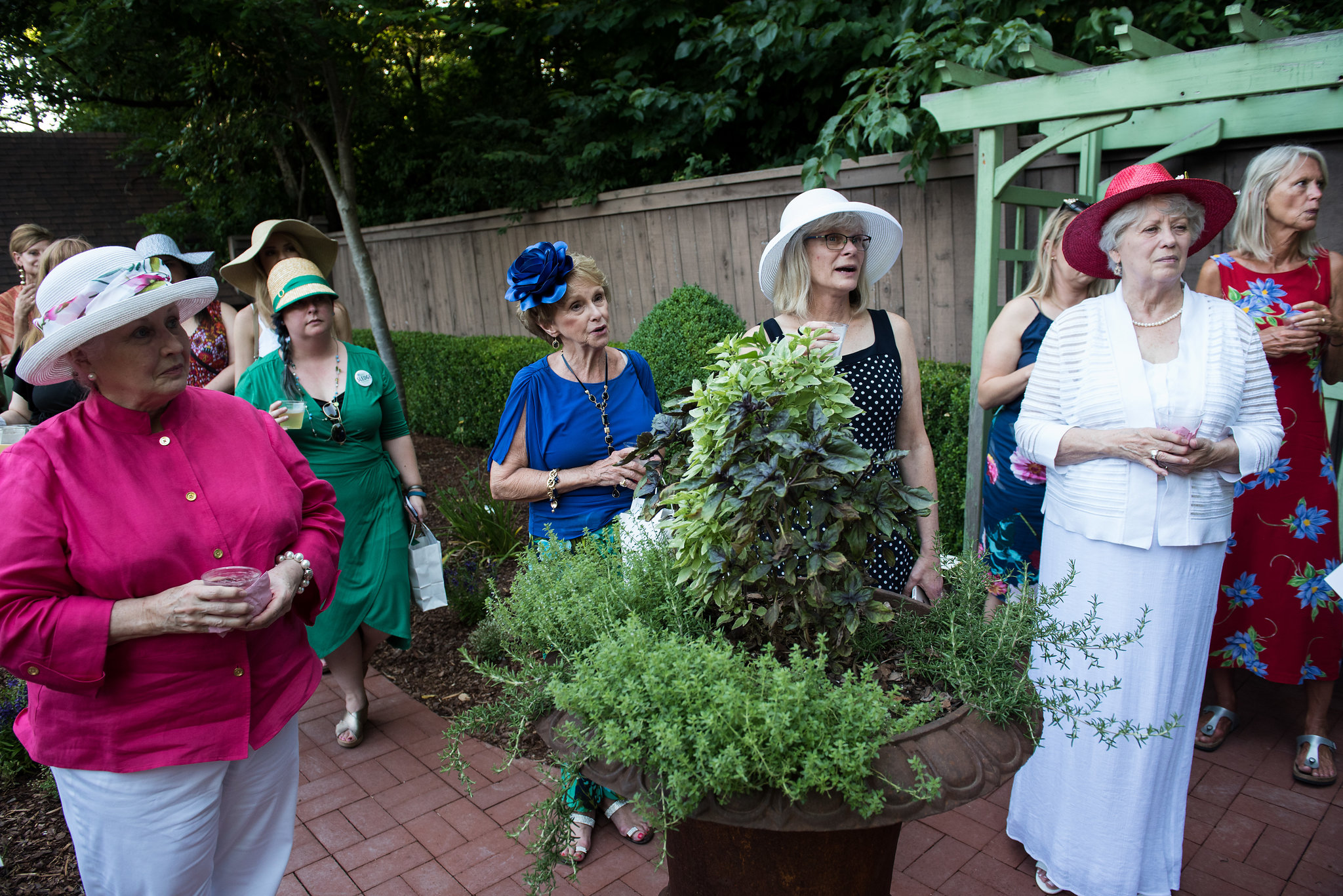 Clinton House Museum Bloom 2018 (102)