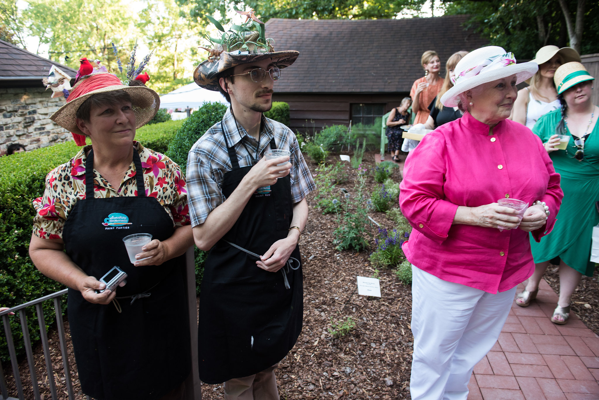 Clinton House Museum Bloom 2018 (104)